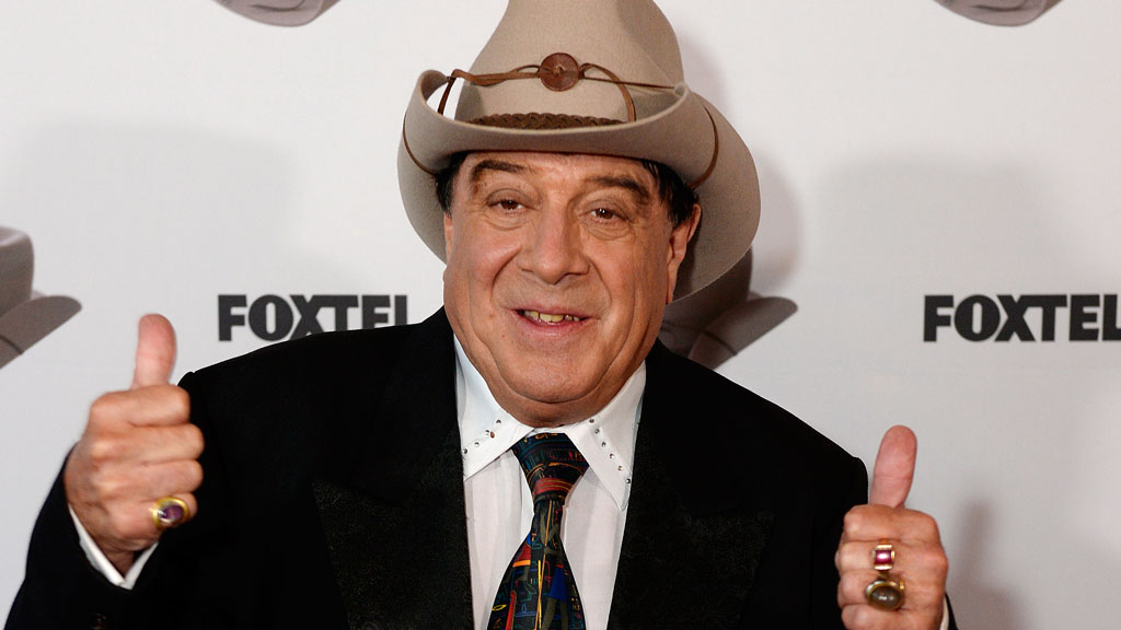 Music icon Molly Meldrum.(AAP)