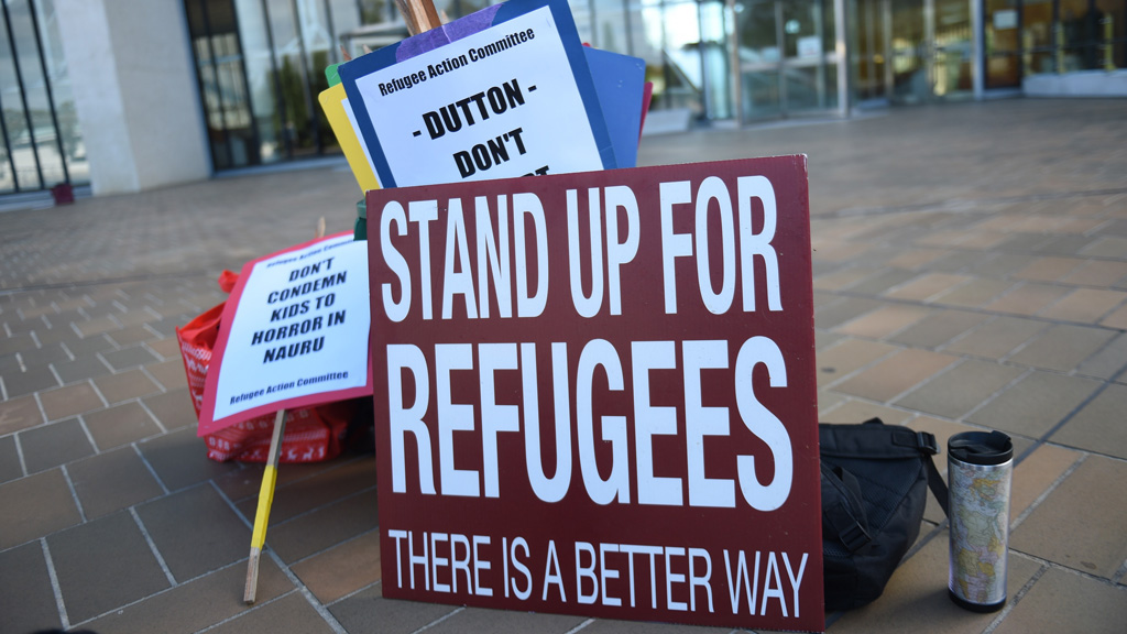 Government vows to be compassionate with asylum seekers