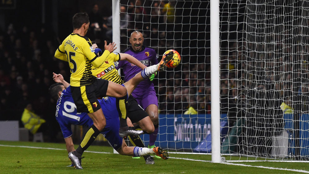 Chelsea, Watford in EPL stalemate