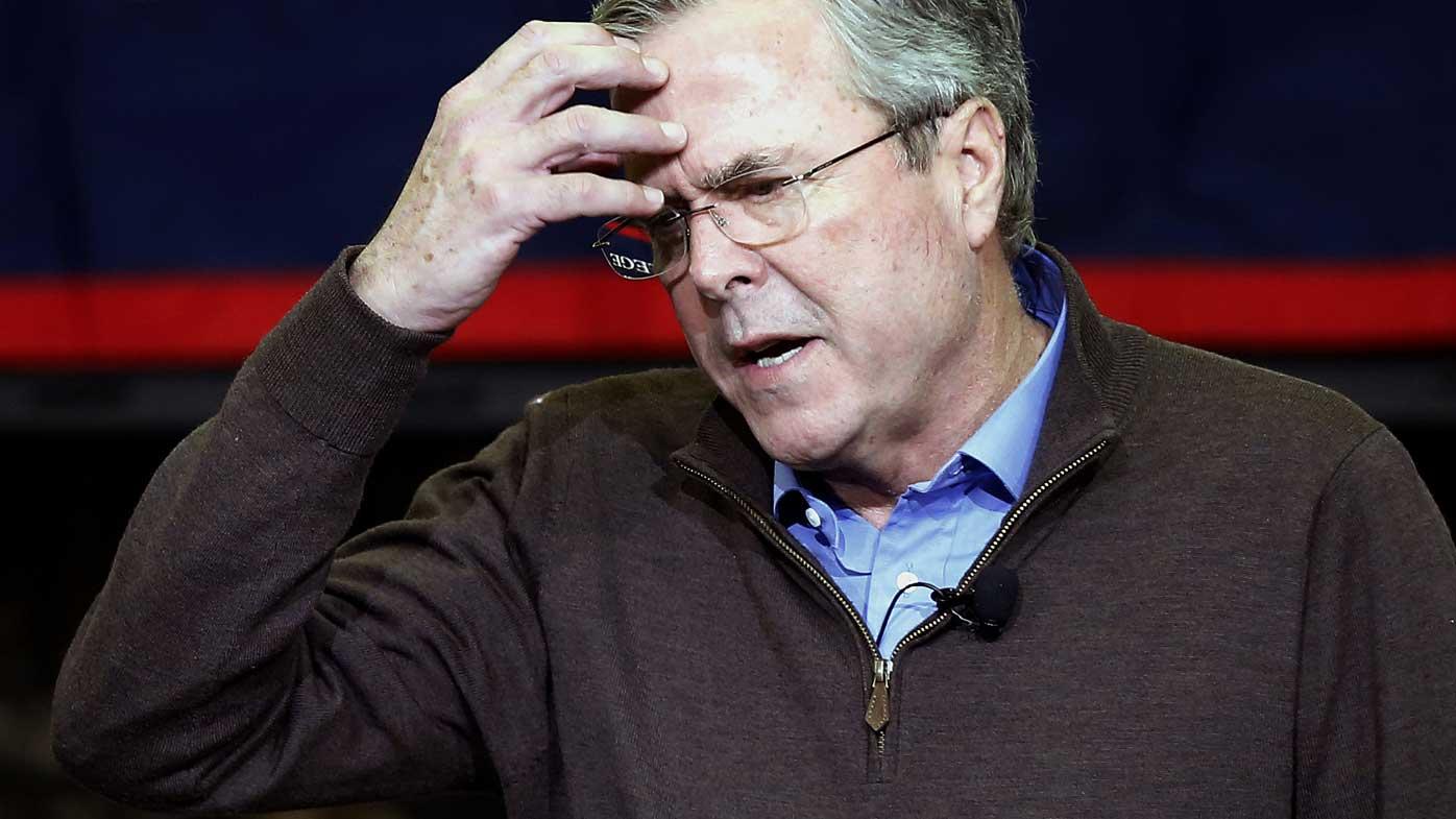 Jeb Bush. (AAP)