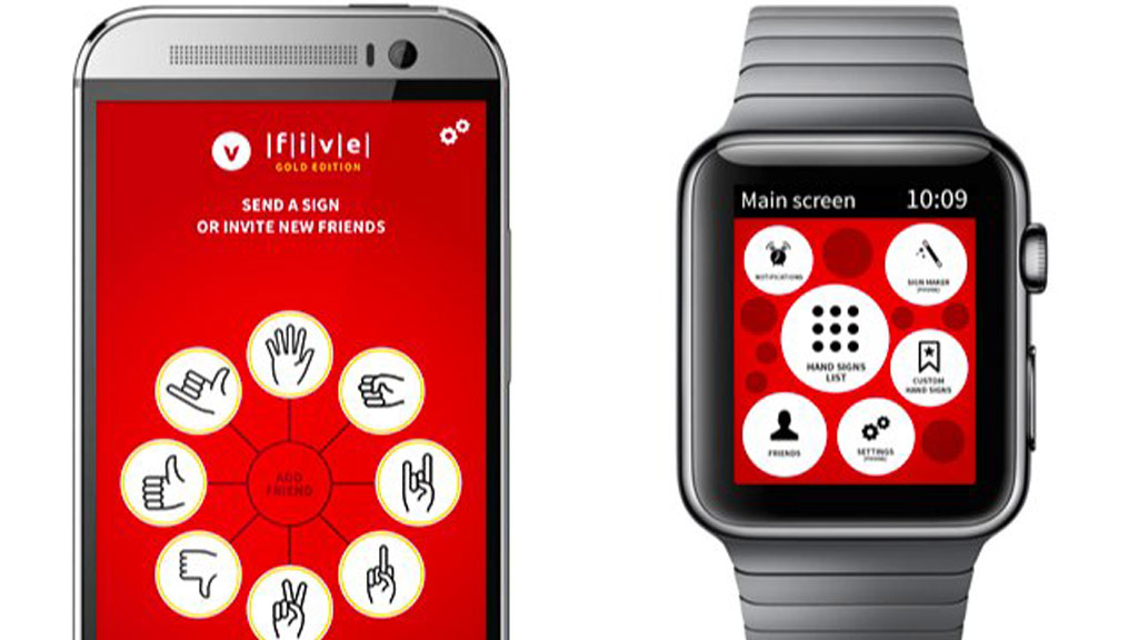 The app is now being developed to reach more users. (Supplied)