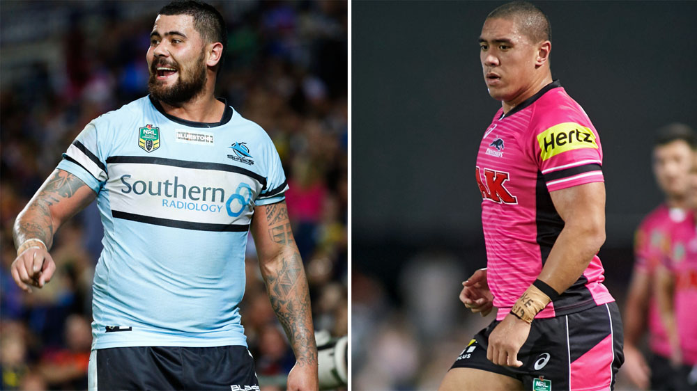 Fifita, Latu called into Indigenous side