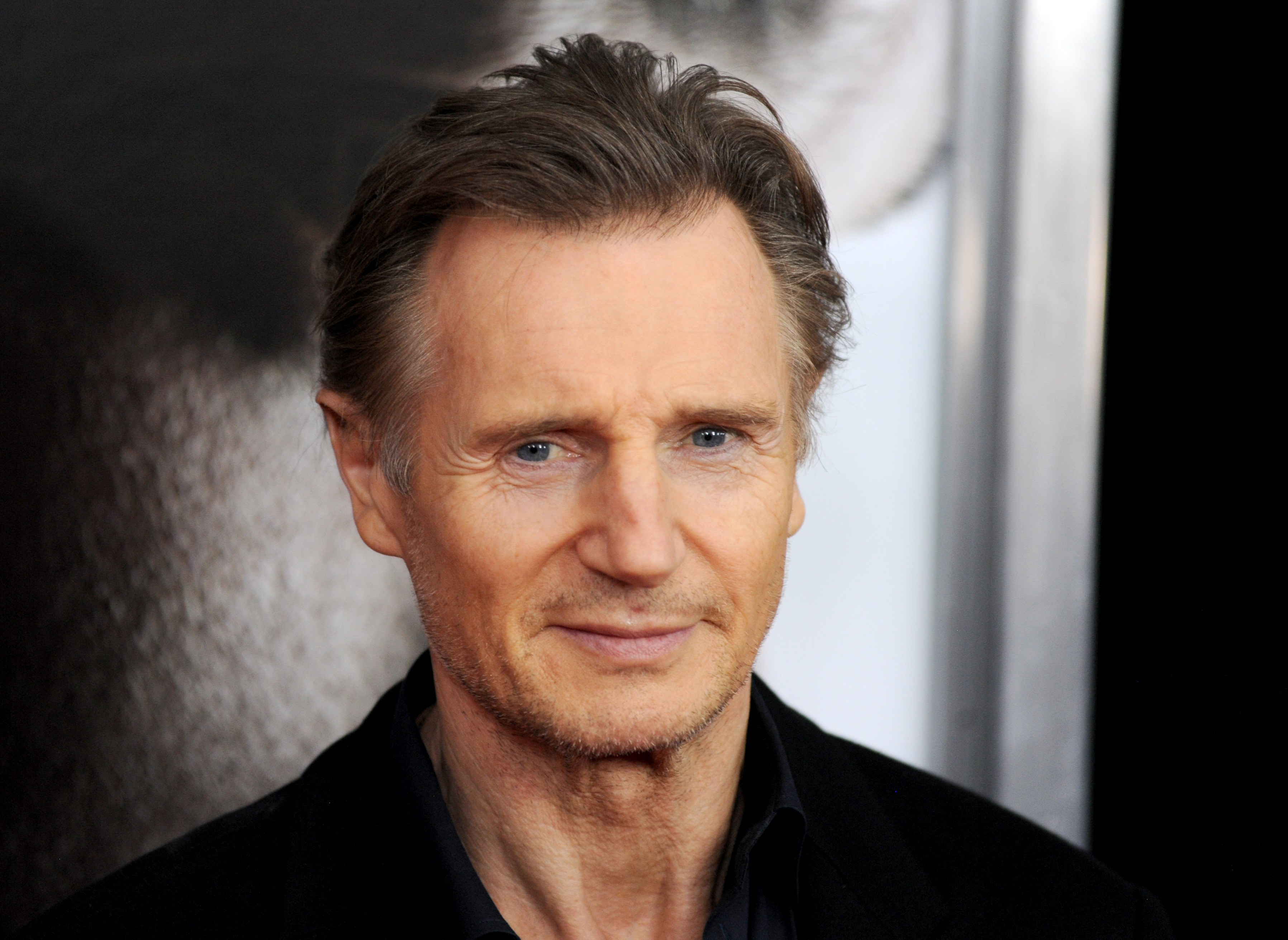 """Liam Neeson has told the Irish Independent he is dating an """"incredibly famous"""" woman. (AAP)"""