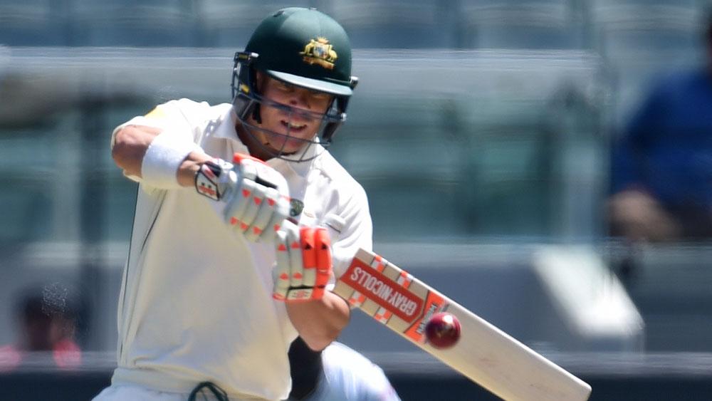 David Warner ready for NZ swing kings
