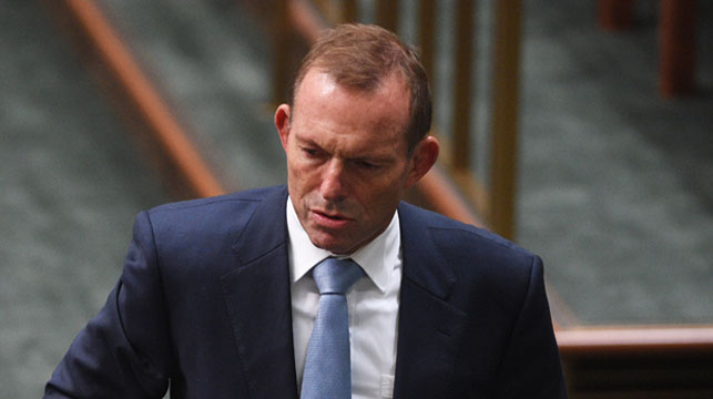 Former Prime Minister Tony Abbott calls for Safe Schools program to be terminated