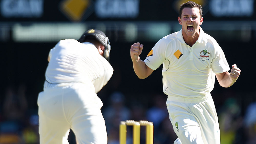 Aust attack happy with green NZ Test pitch