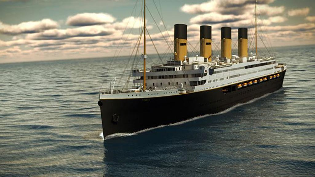 There are plans for the ship to sail around China and Dubai. (Blue Star Line)