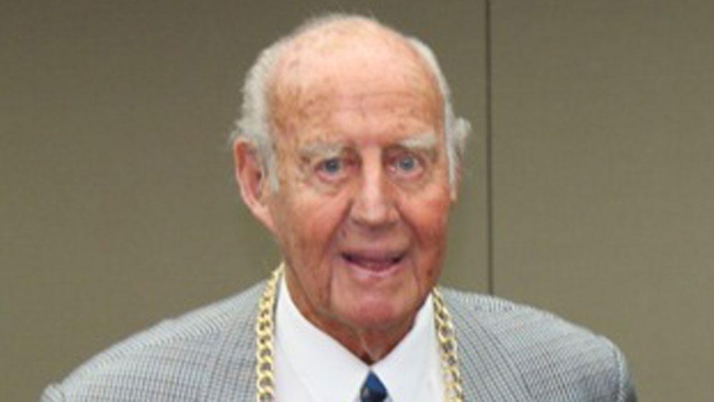 Arthur Tunstall. (AAP)