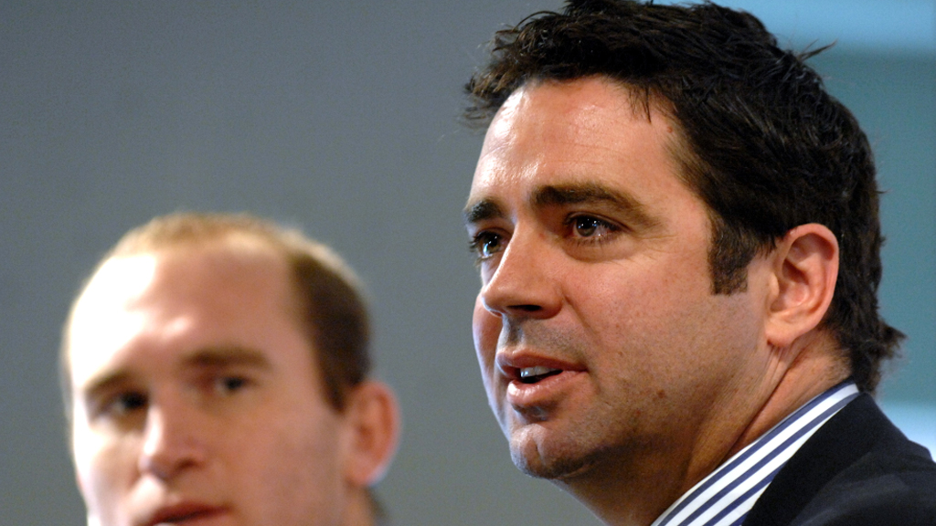Garry Lyon to stand down from media roles as he seeks treatment for mental health condition