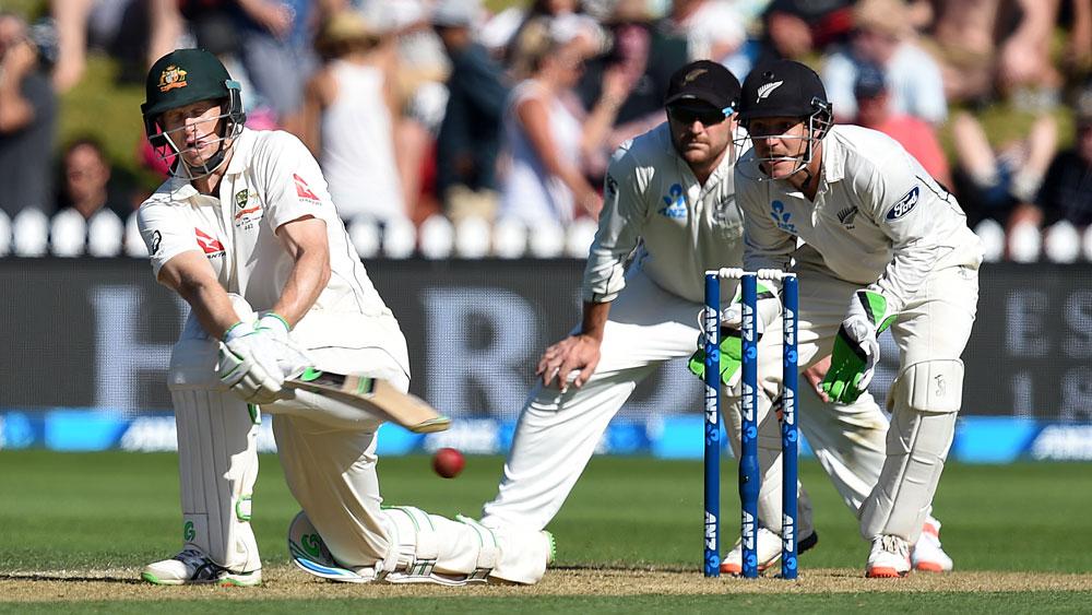 Voges, Khawaja give Aussies 280-run lead