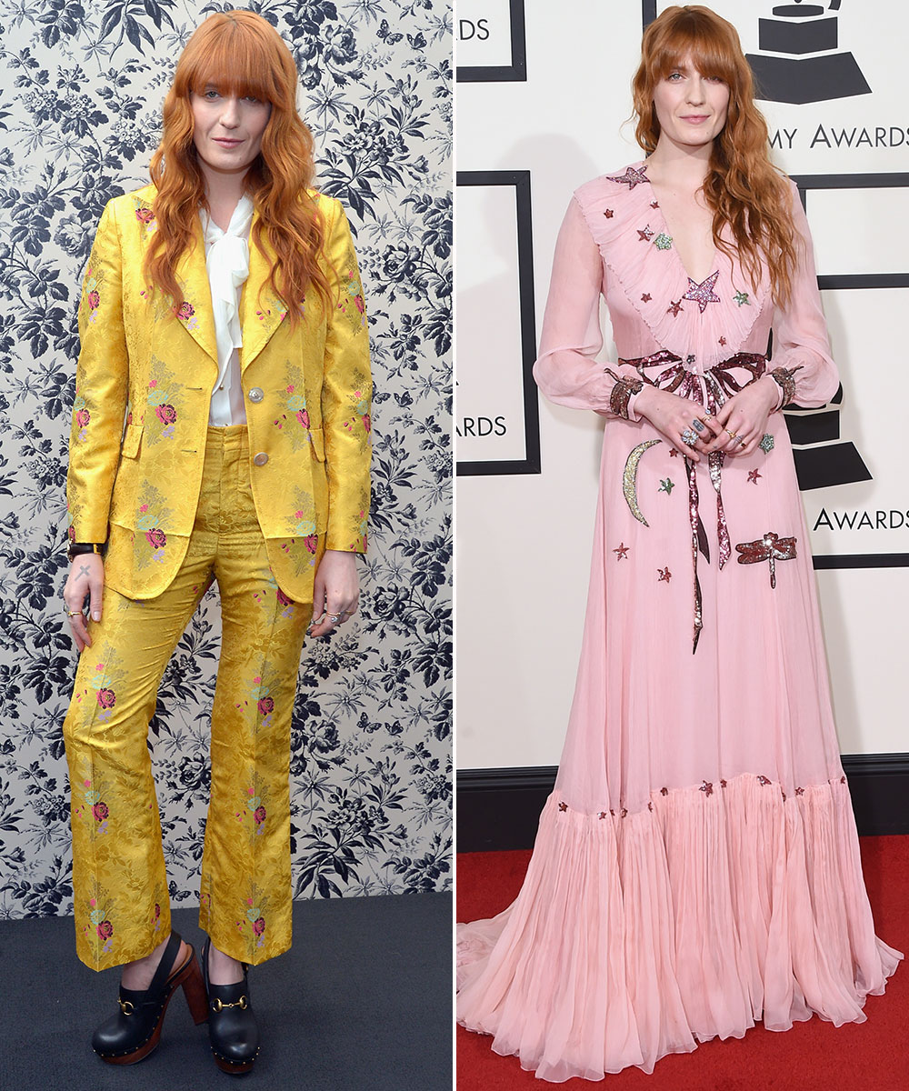 Florence Welch finds spiritual home at Gucci   9Style