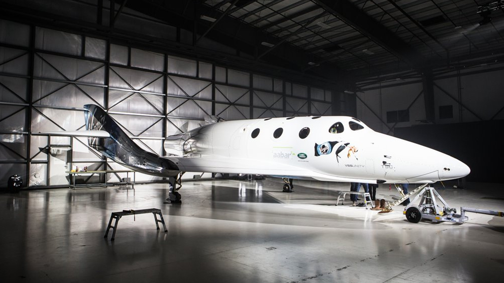 Virgin Galactic unveils new commercial spaceship 16 months after deadly crash