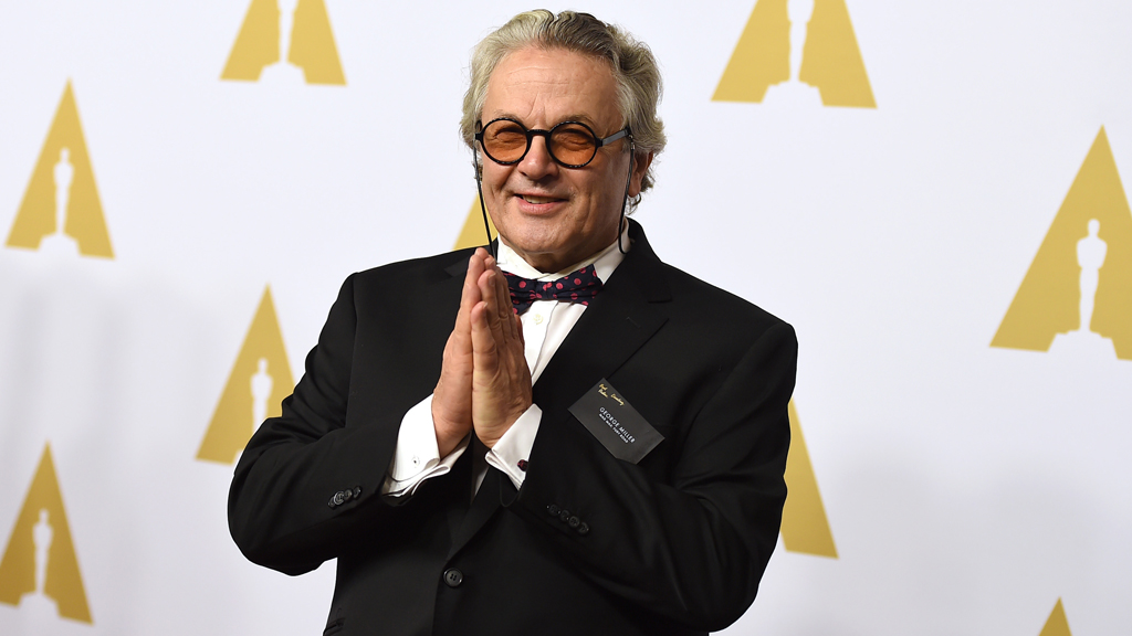 Australian director George Miller missed out on Best Director for his film Mad Max: Fury Road. (AAP)