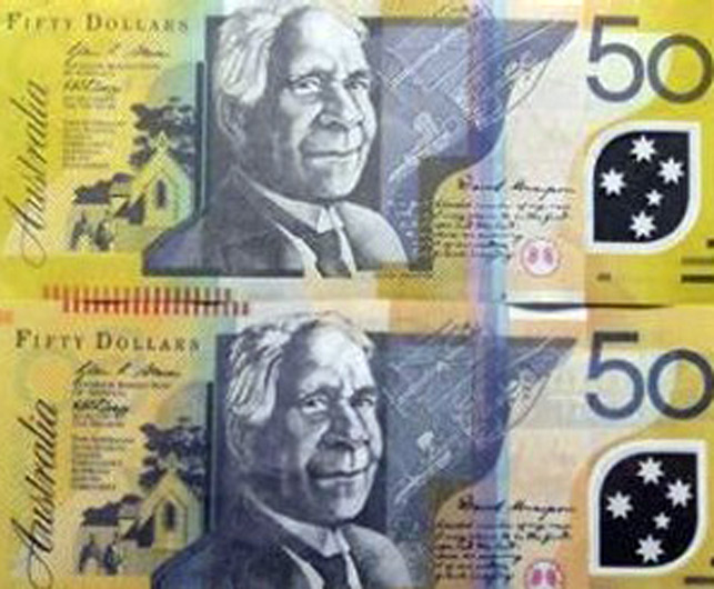 australia notes Issue: $5 x 3, $10 x 2, $20 x 2, $50 x 1 and $100 x 1 australia's polymer notes are discussed under the following headings just click on the underlined coloured.