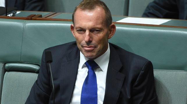 Former PM Tony Abbott wants funding terminated for 'social engineering' Safe Schools program