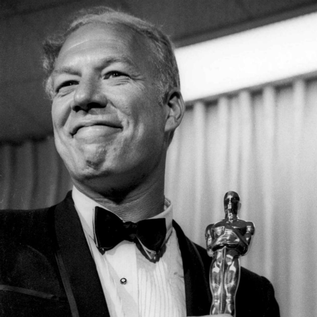 Oscar-winning US actor George Kennedy dies aged 91
