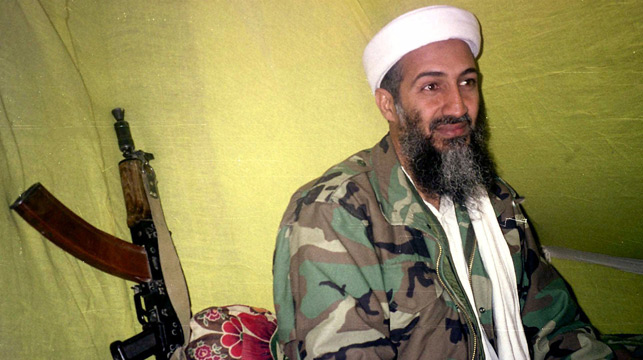 'Spend all the money I have on jihad': Bin Laden's will released