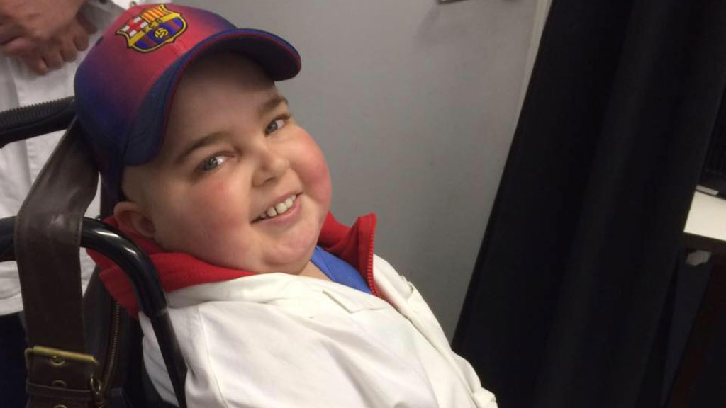 Parents of inspirational schoolboy who died from cancer share his final heartfelt letter