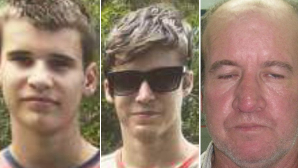 Missing father and sons found near Ingham in north Queensland