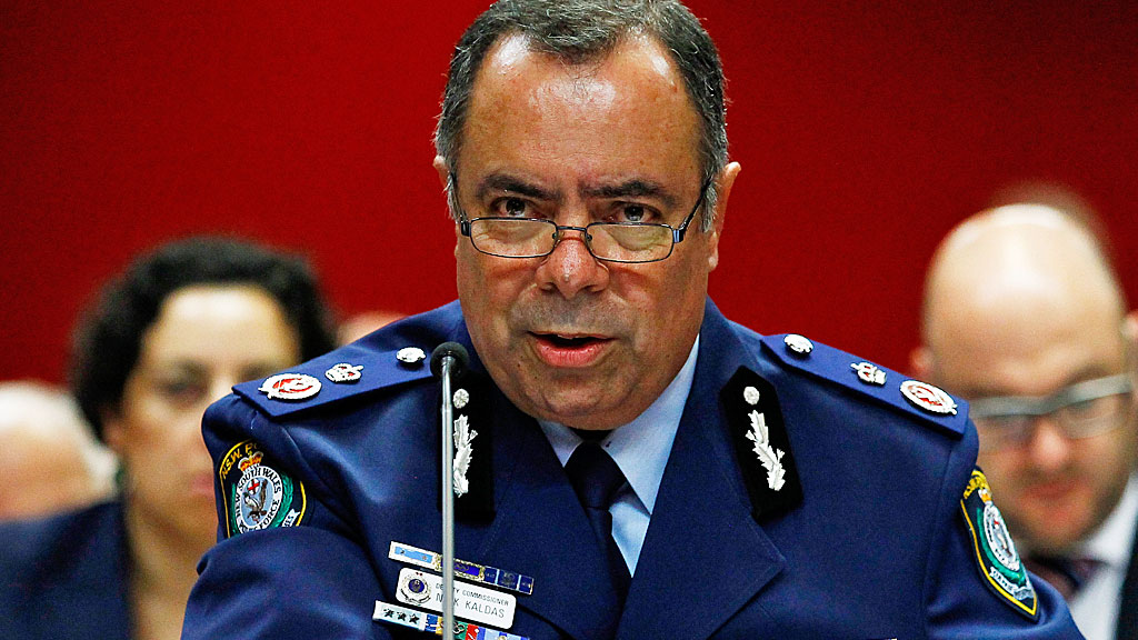 NSW Police deputy commissioner to retire