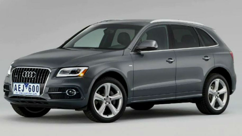 Police are searching for a 2015 Audi 4WD which was stolen during the home invasion. (9NEWS)