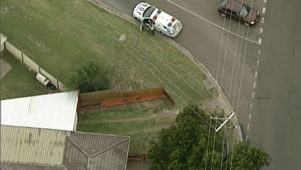 Police have arrested a woman in her fifties. (9NEWS)