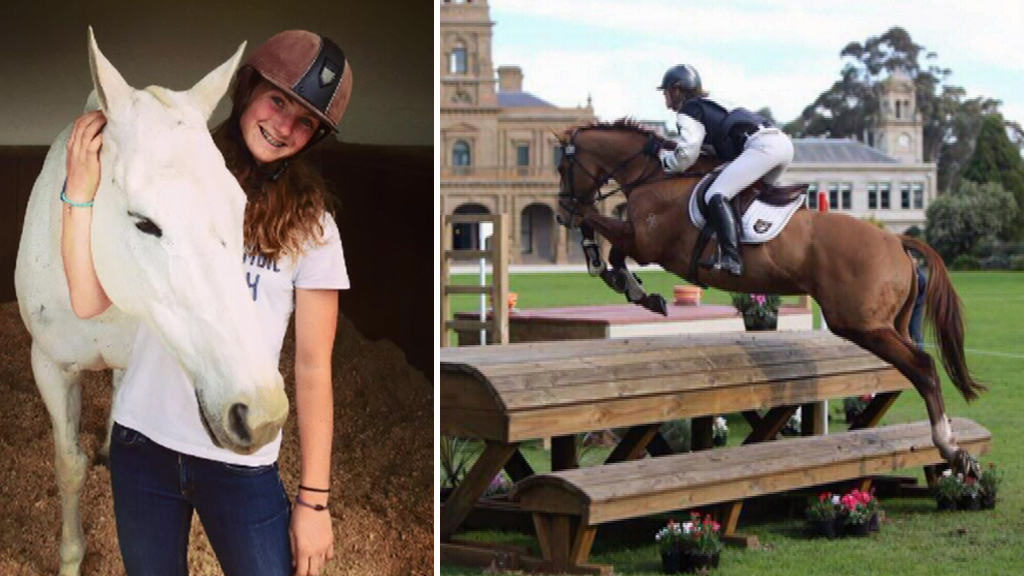 Teenage equestrian star to be farewelled in Sydney