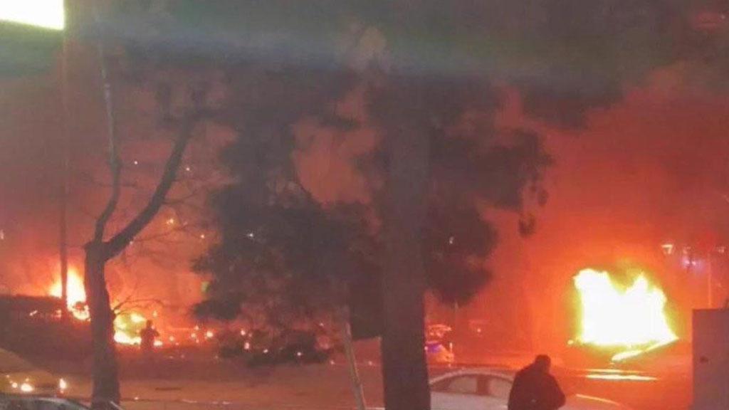 Car bombing kills at least 34 in Turkish capital of Ankara