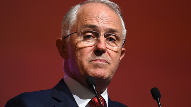 Six months on, Turnbull toys with poll date