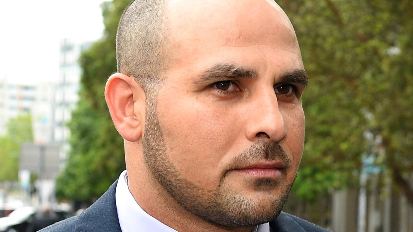 Charges against  Hazem El Masri have been droppped. (AAP)