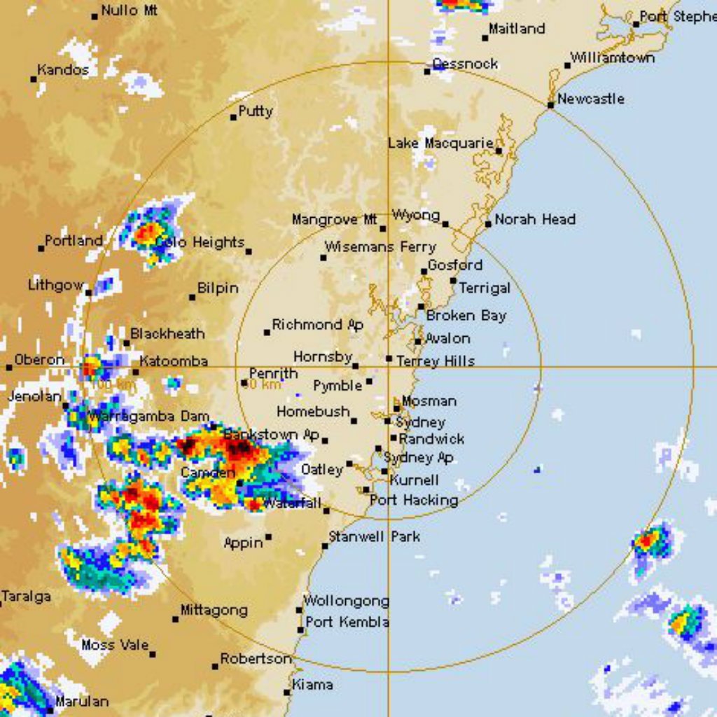 Thunderstorms cut power to around 3000 customers across Sydney's outer west