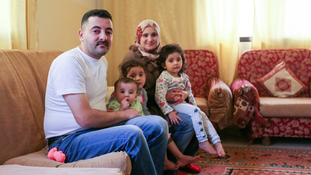 Stanton launched a projet last year, interviewing refugees from Jordan and Turkey. (Humans of New York)