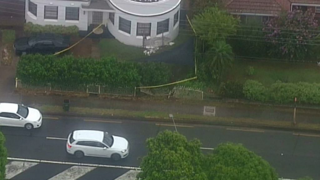 Woman ploughs car into front of home in Winston Hills
