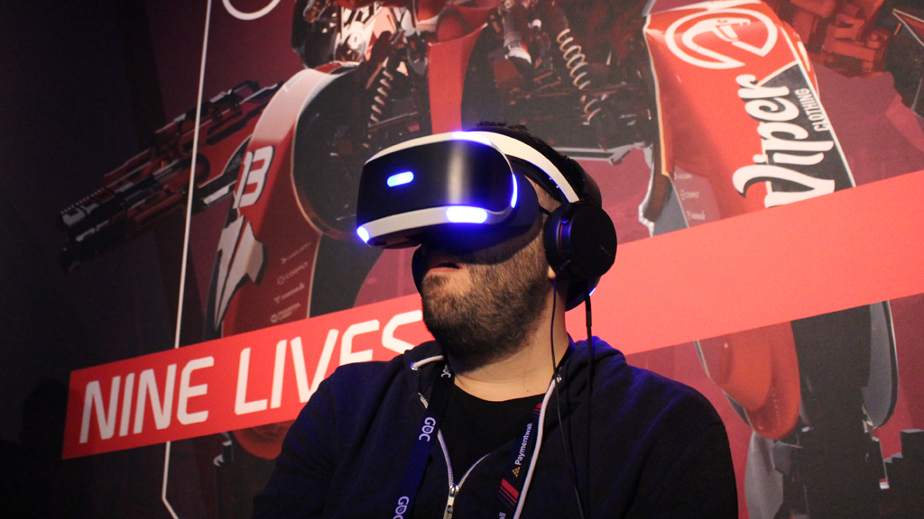 Virtual reality goes mainstream with new PlayStation headgear