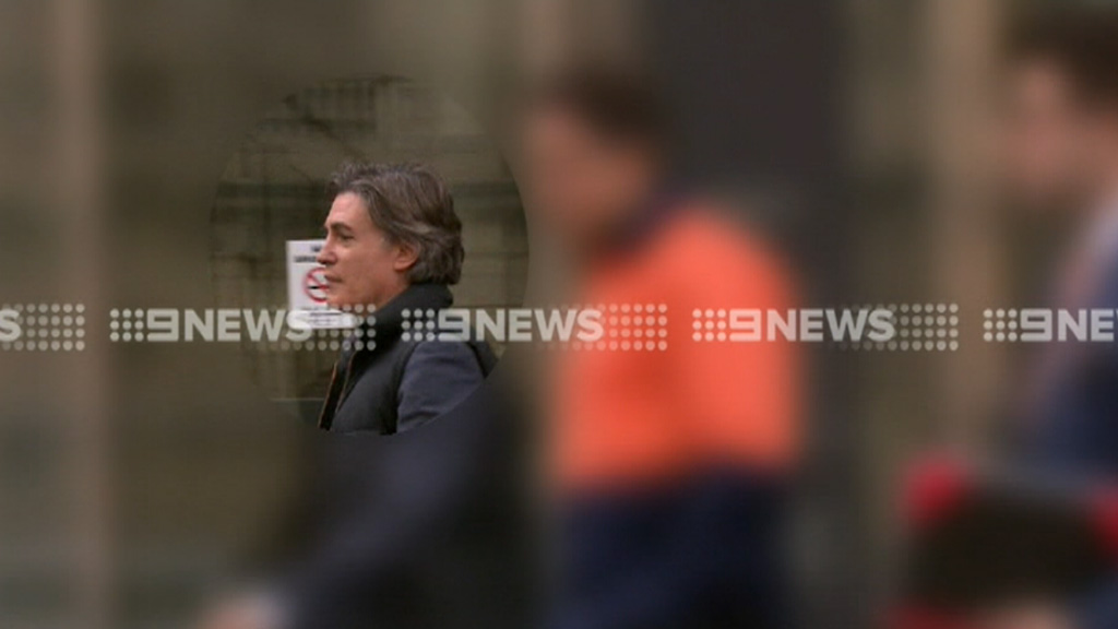 The lawyer had connections to Melbourne's Calabrian mafia. (9NEWS)