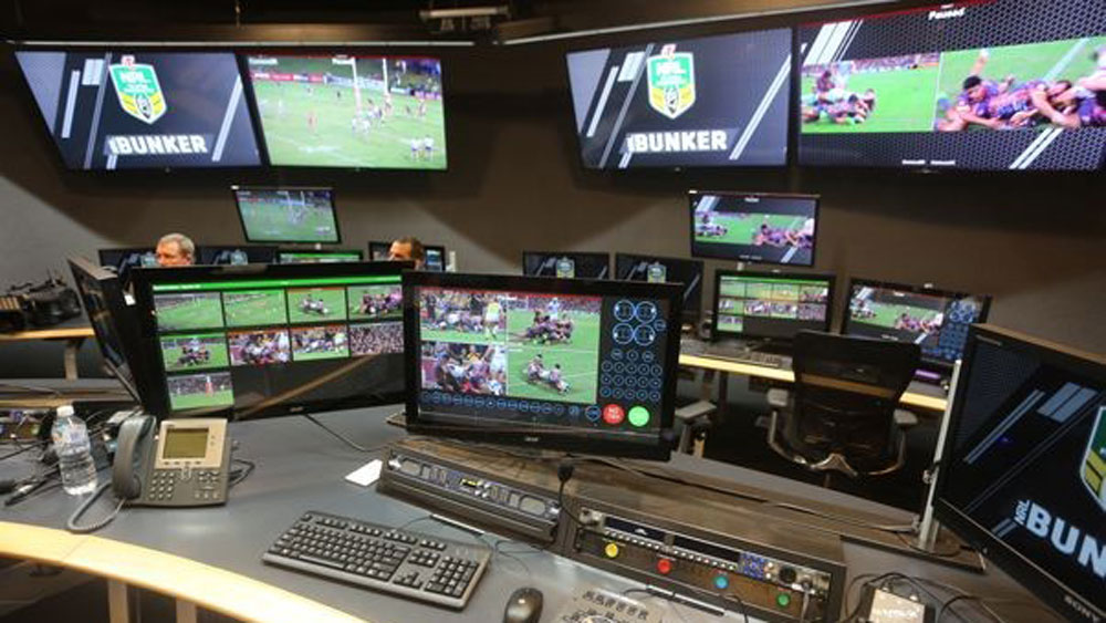 The NRL bunker. (Supplied)