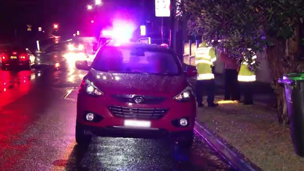 Woman suffering multiple fractures following scooter and car collision in Sydney's inner-west
