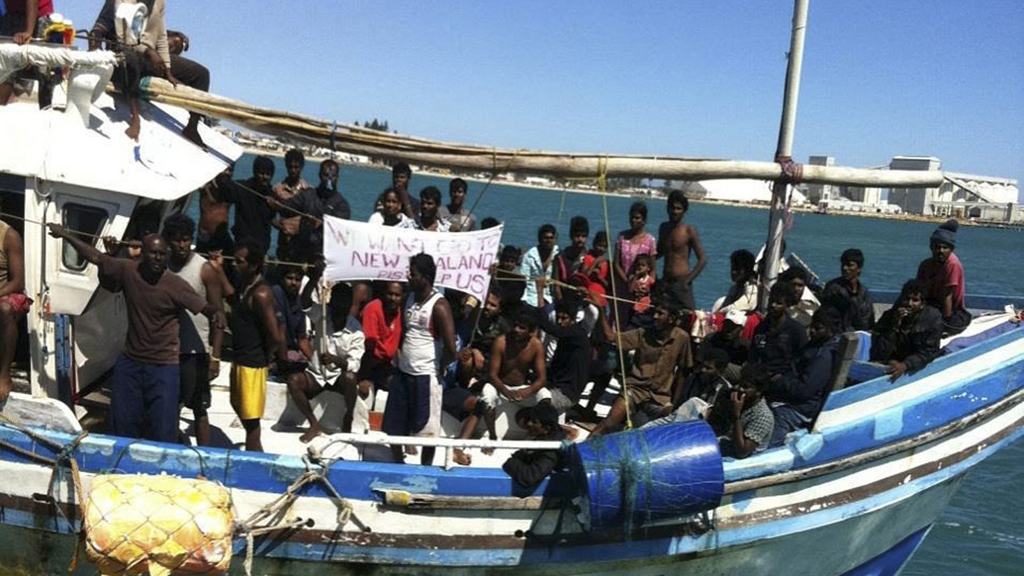 Australia's border operation has turned back almost 700 asylum seekers who tried to arrive by boat