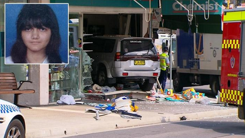 'Incompetent' driver jailed over crash that killed schoolgirl, injured two others in Sydney's south