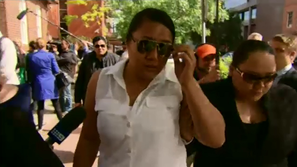 Puipuiomaota Galuvao will spend at least two years and nine months in jail. (9NEWS)