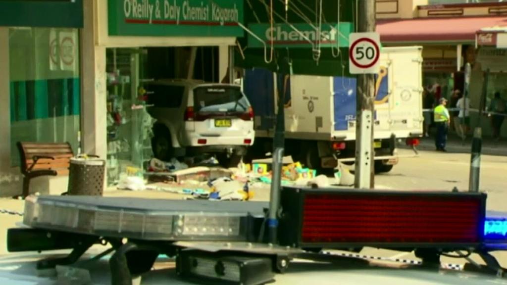 The crash happened in Kogarah in September 2014. (9NEWS)