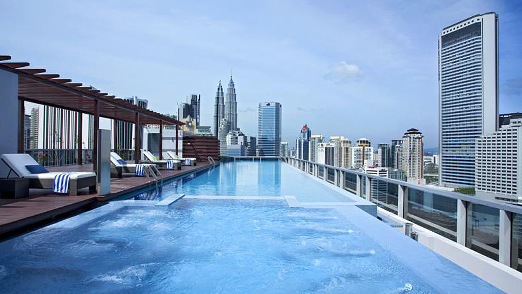 The Five Best Hotel Pools To Sneak Into In Kuala Lumpur