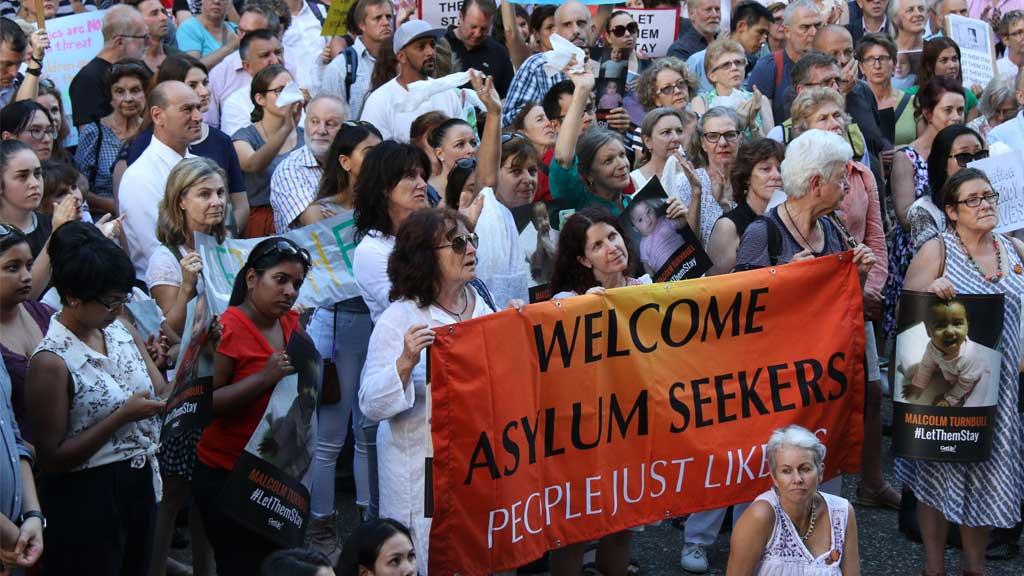 Refugee rallies to be held across Australia today