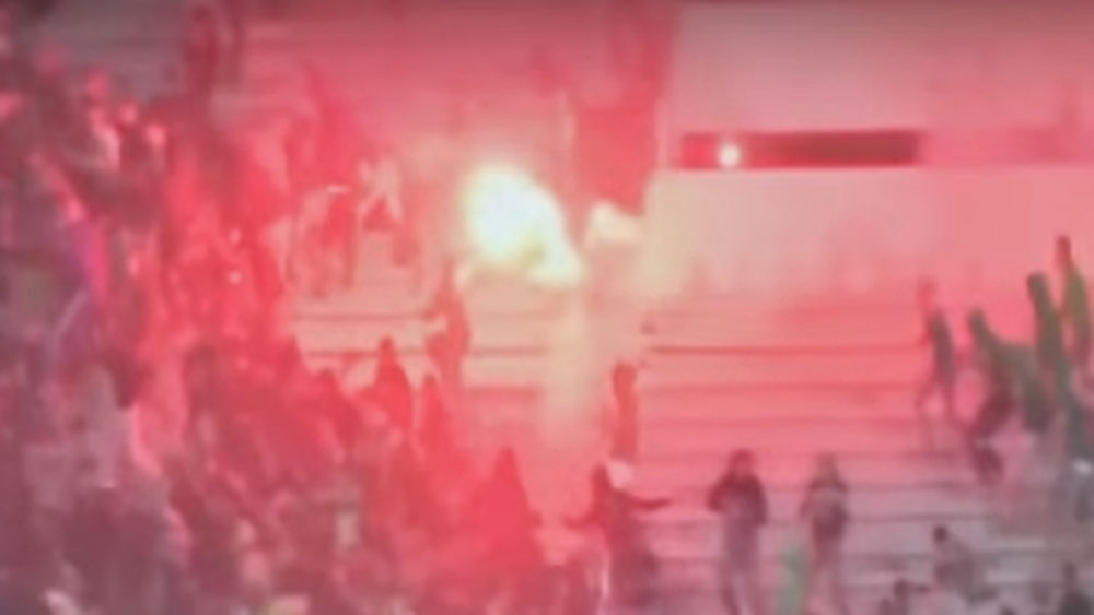 Football fans killed as riots overshadow match in Morocco