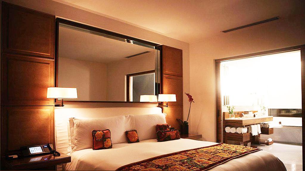 Las Alcobas room (supplied)