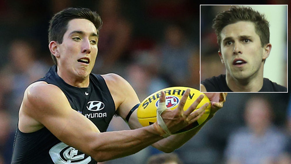 Blues to unveil top pick in AFL opener