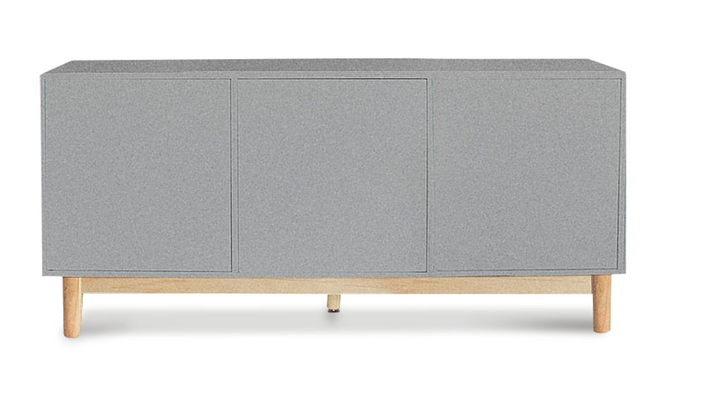 Aldi takes a stab at on trend homewares 9homes for Sideboard aldi