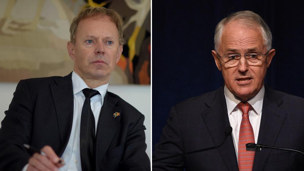 Belgian ambassador labels Turnbull's Brussels comments 'dangerous'