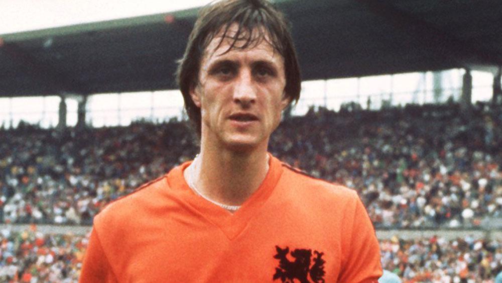 Dutch soccer legend Johan Cruyff dies