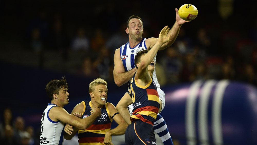 North have first round 1 AFL win since '09